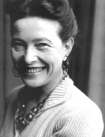 Quote by Simone De Beauvoir