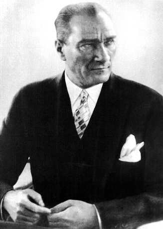 Quote by Mustafa Kemal Atatürk